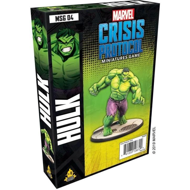 MARVEL CRISIS: Hulk