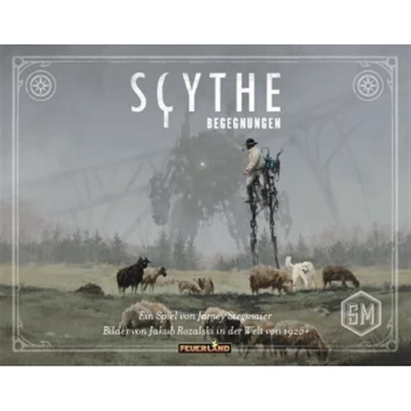 SCYTHE: Begegnungsbox - DE