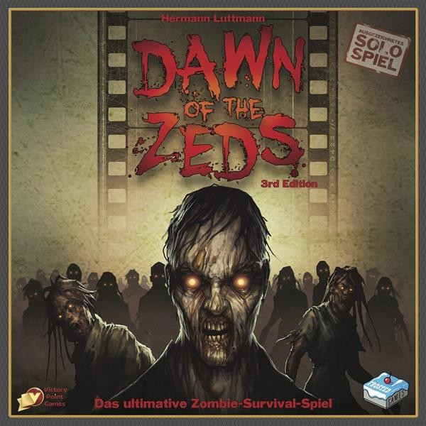 Dawn of the Zeds - DE
