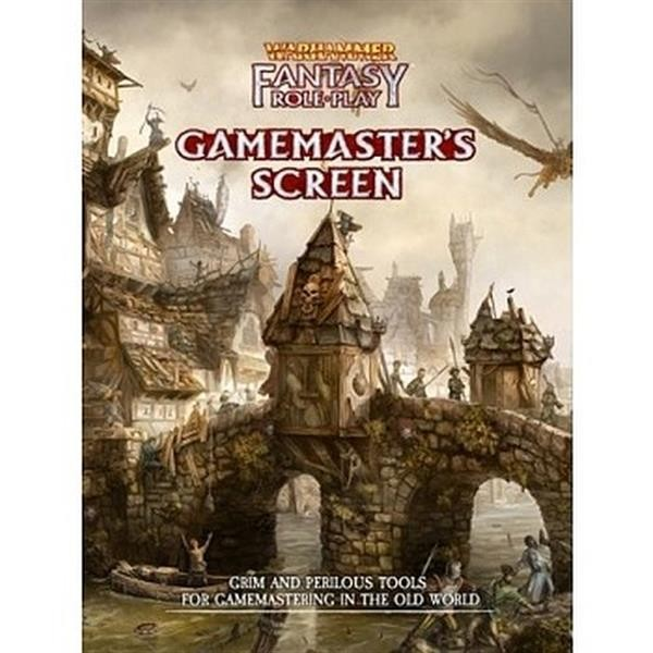 WFRP 4TH: Gamemasters Screen - EN