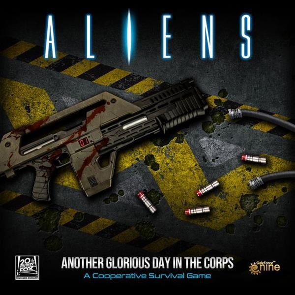 ALIENS: Another Glorious Day in the Corps! - EN