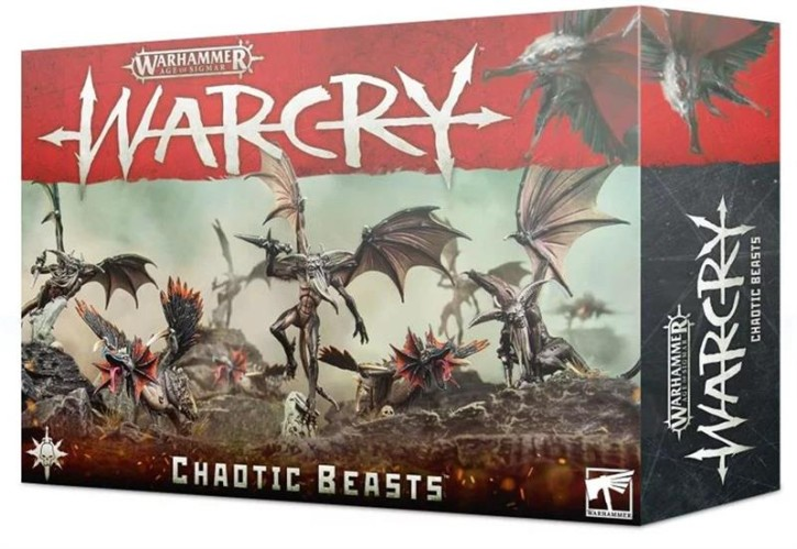 AOS: WARCRY: Chaotic Beasts