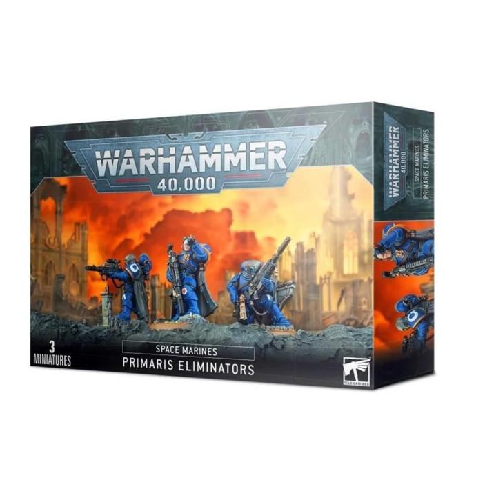 W40K: Primaris Eliminators