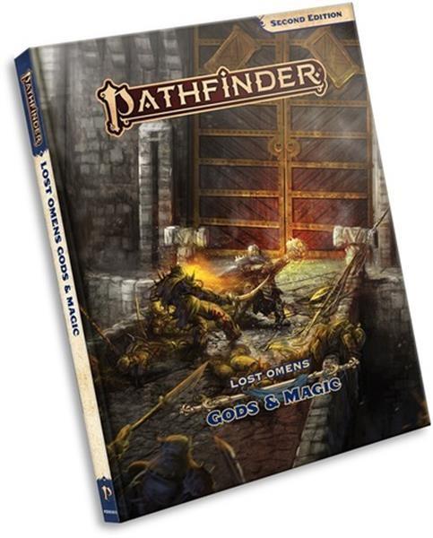 PATHFINDER 2ND: World Guide: Gods & Magic - EN