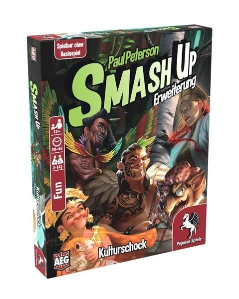 SMASH UP: Kulturschock - DE