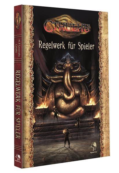 CTHULHU: Regelwerk für Spieler - DE