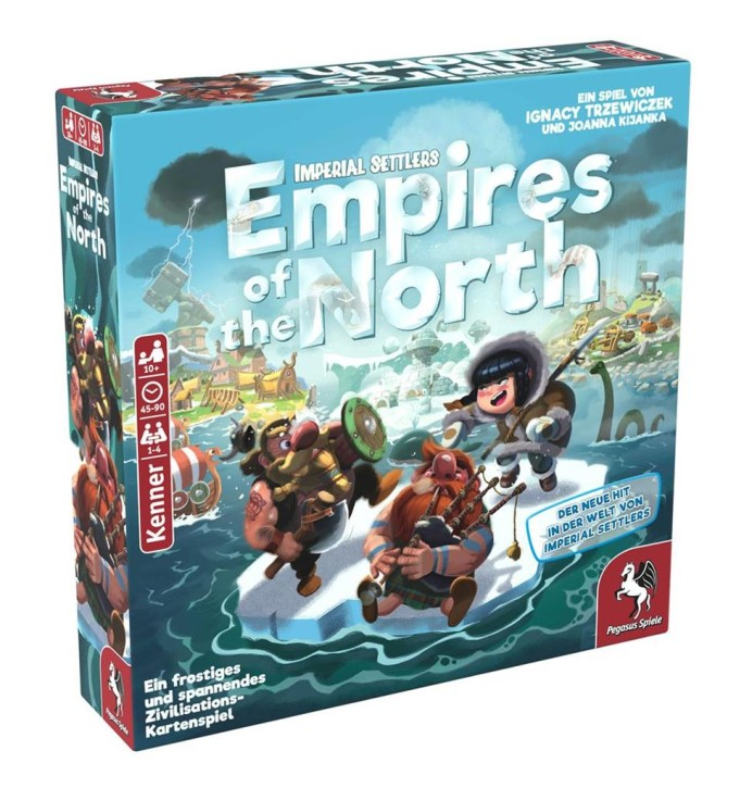 Empires of the North - DE