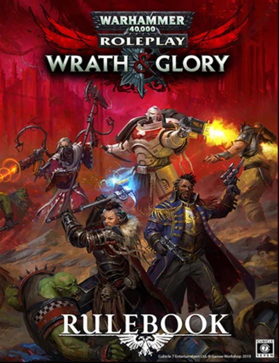 WRATH & GLORY: Core Rulebook Revised - EN