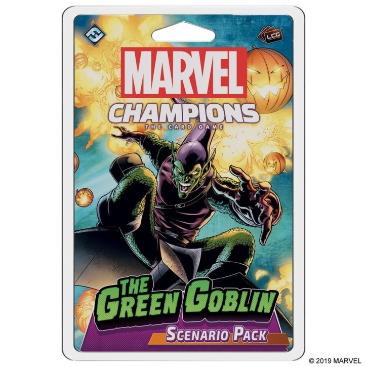 MARVEL CHAMPIONS LCG: The Green Goblin - EN
