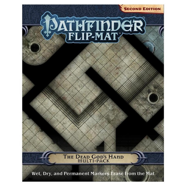 PATHFINDER 2ND: The Dead Gods Hand Multi-Pack
