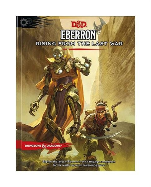 D&D RPG: Eberron: Rising From the Last War - EN