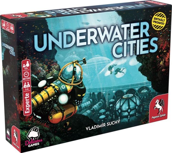Underwater Cities - DE