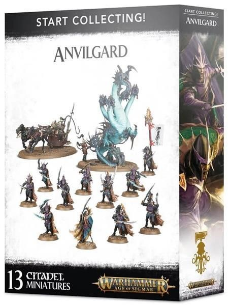 AOS: Start Collecting! Anvilgard