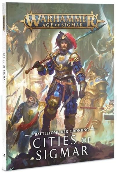 AOS: Battletome: Cities of Sigmar (SB) - DE