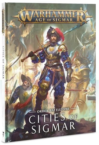 AOS: Battletome: Cities of Sigmar (HB) - EN