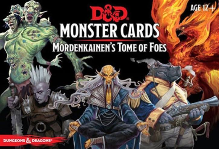 D&D: Monster Cards: Mordenkainens Tome of Foes (109) - EN