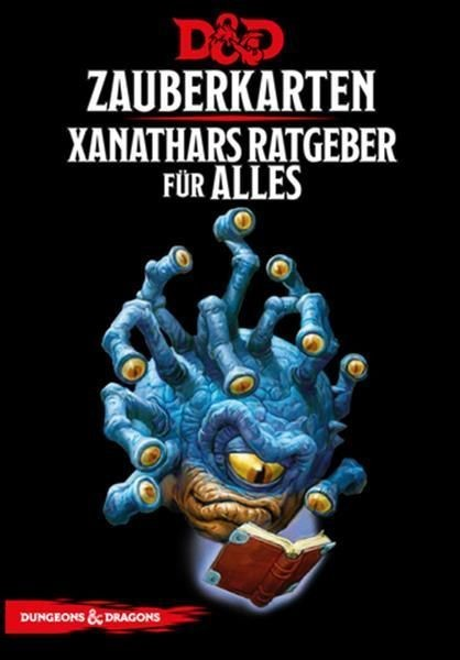 D&D: Xanathar Kartenset - DE