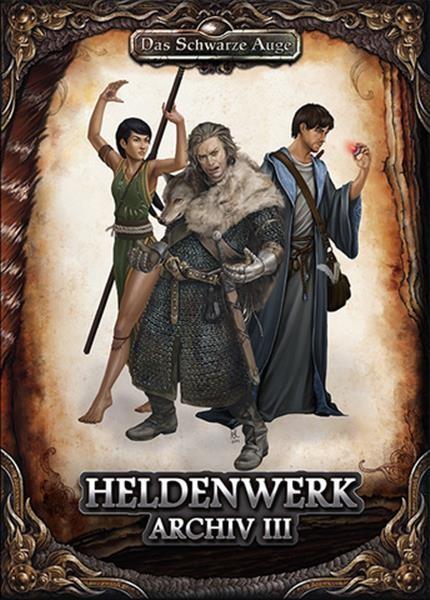 DSA: Heldenwerk-Archiv 3 - DE