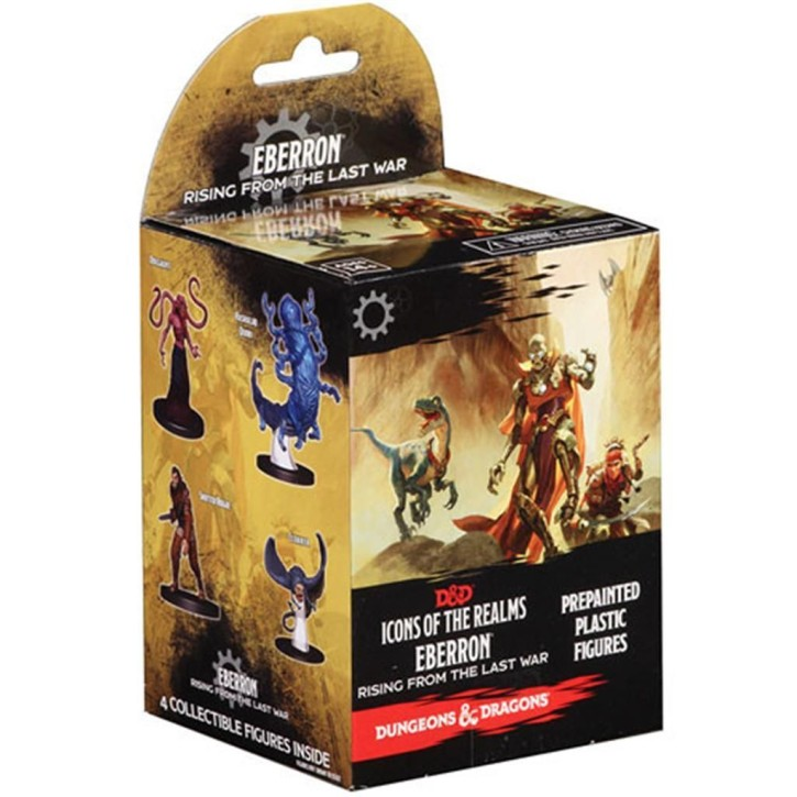 D&D ICONS OF THE REALMS: Eberron: Rising F. Last War Booster