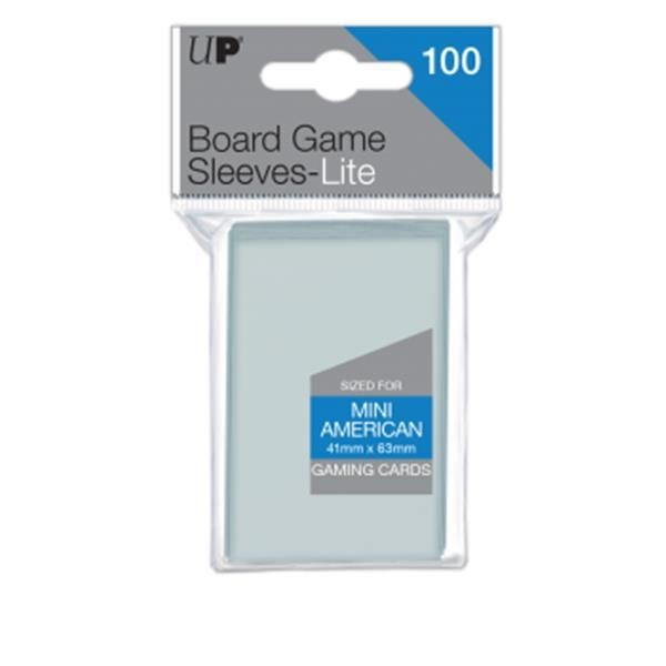 ULTRAPRO: Lite Mini American Board Game Sleeves (100)