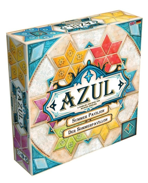 AZUL: Der Sommerpavillon - DE
