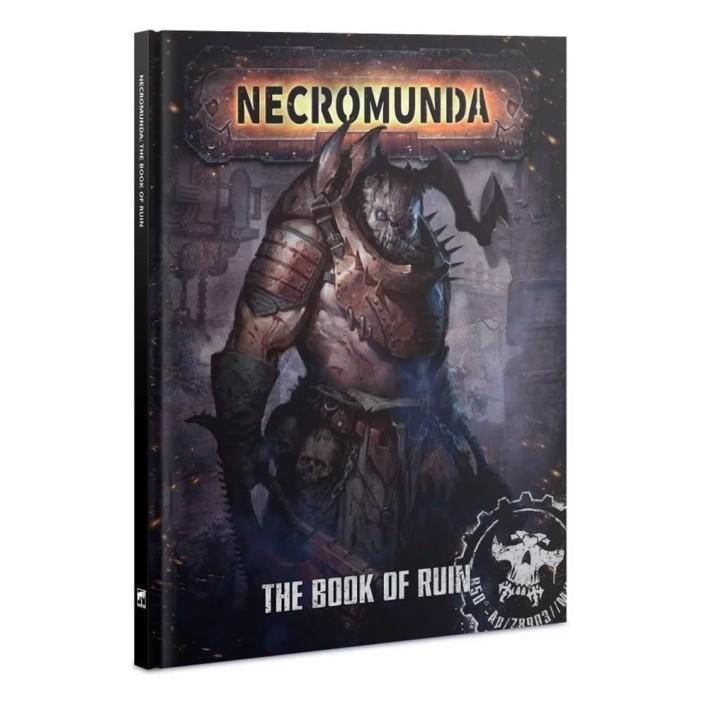 NECROMUNDA: The Book Of Ruin - EN