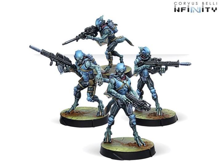 INFINITY: Helot Militia