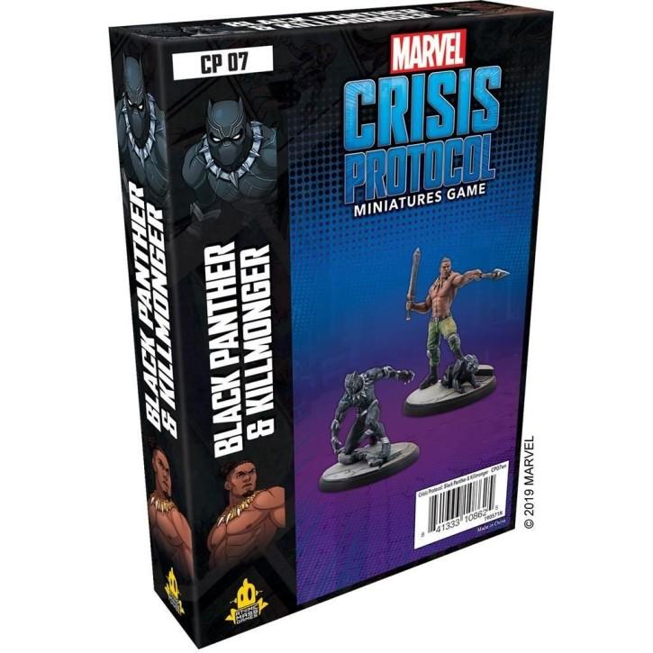 MARVEL CRISIS: Black Panther and Killmonger - EN