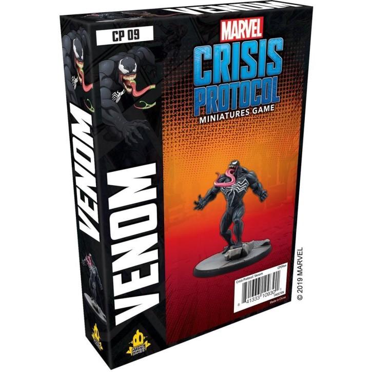 MARVEL CRISIS: Venom - EN