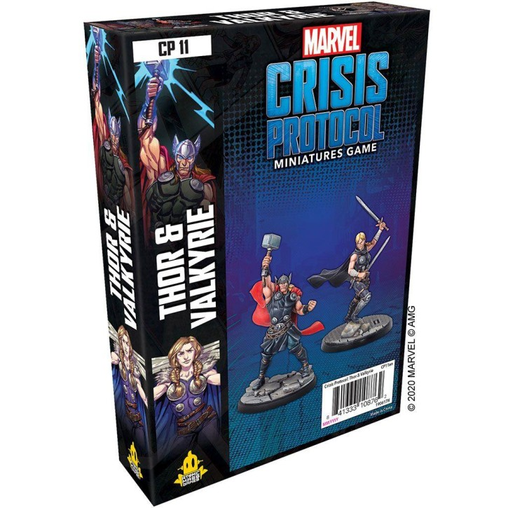 MARVEL CRISIS: Thor and Valkyrie - EN
