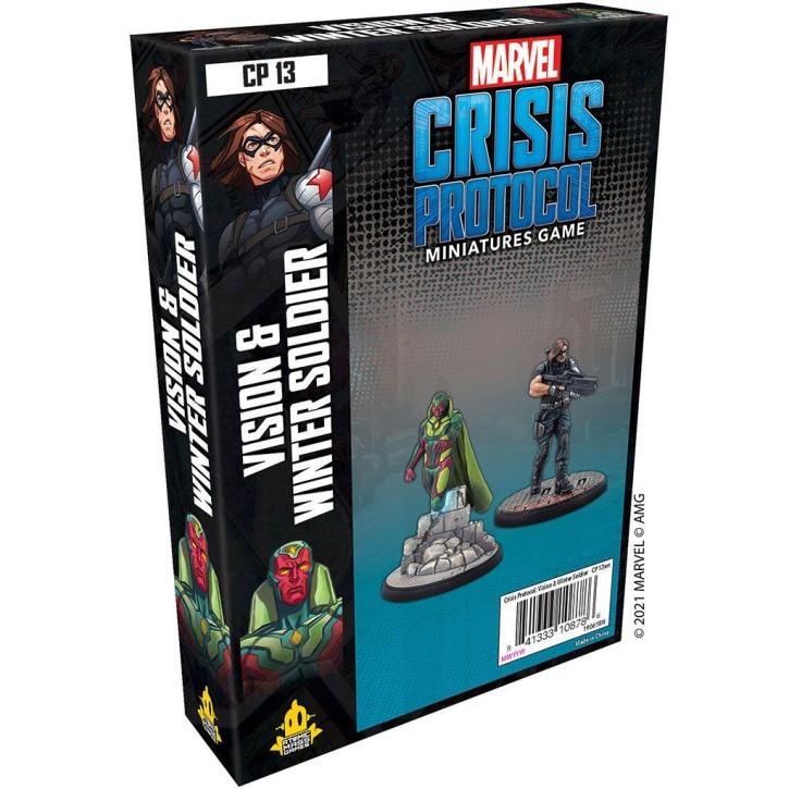 MARVEL CRISIS: Vision and Winter Soldier - EN