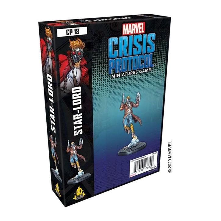 MARVEL CRISIS: Star-Lord - EN