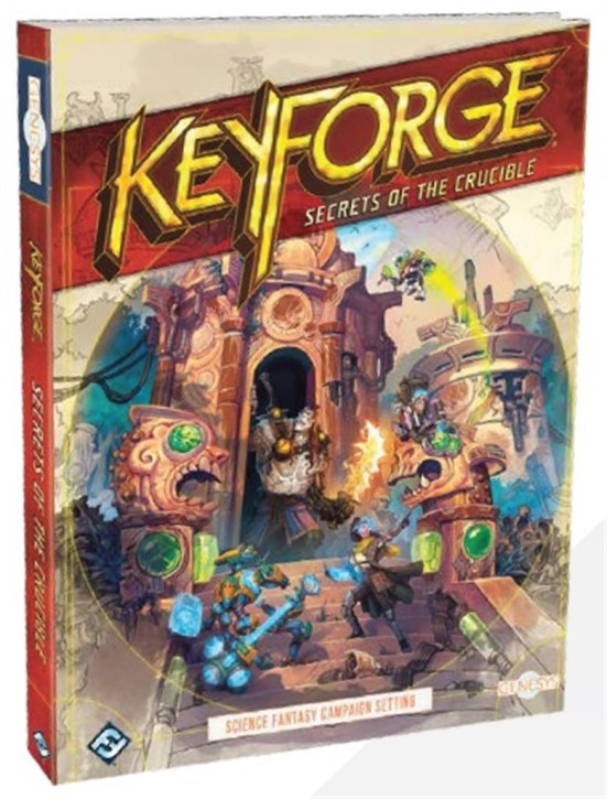 GENESYS: KeyForge: Secrets of the Crucible - EN