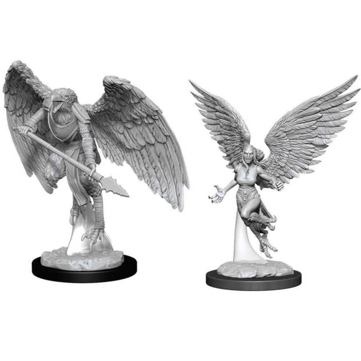 D&D MARVELOUS MINIS: Harpy & Arakocra