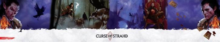 D&D: Dungeon Masters Screen - Fluch des Strahd - DE