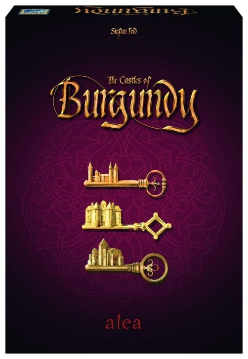 The Castles of Burgundy - DE/EN/FR