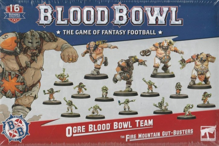 BLOOD BOWL: Ogre Team