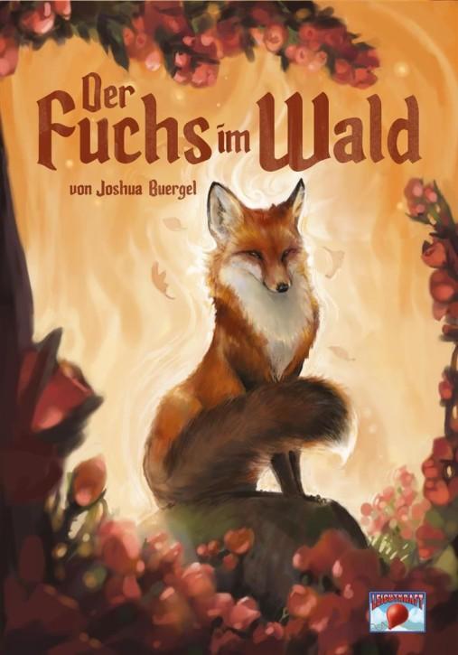 Der Fuchs im Wald - DE
