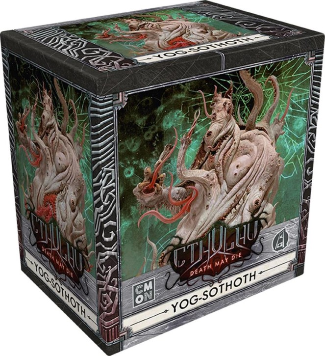 CTHULHU: Death May Die: Yog-Sothoth - DE