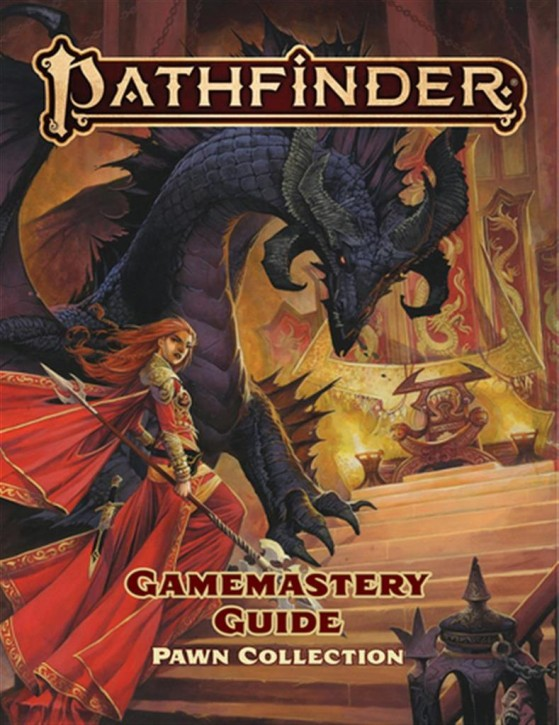 PATHFINDER 2ND: Gamemastery Guide NPC Pawn Collection - EN