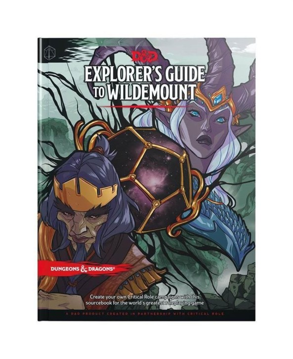 D&D RPG: Explorers Guide to Wildemount - EN