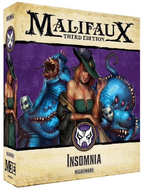 MALIFAUX 3RD: Creeping Madness Insomnia