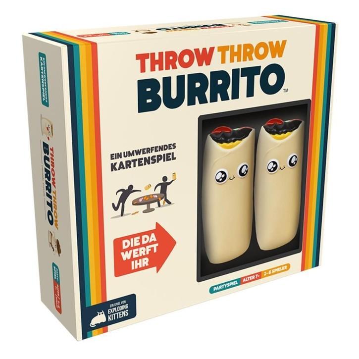 Throw Throw Burrito - DE