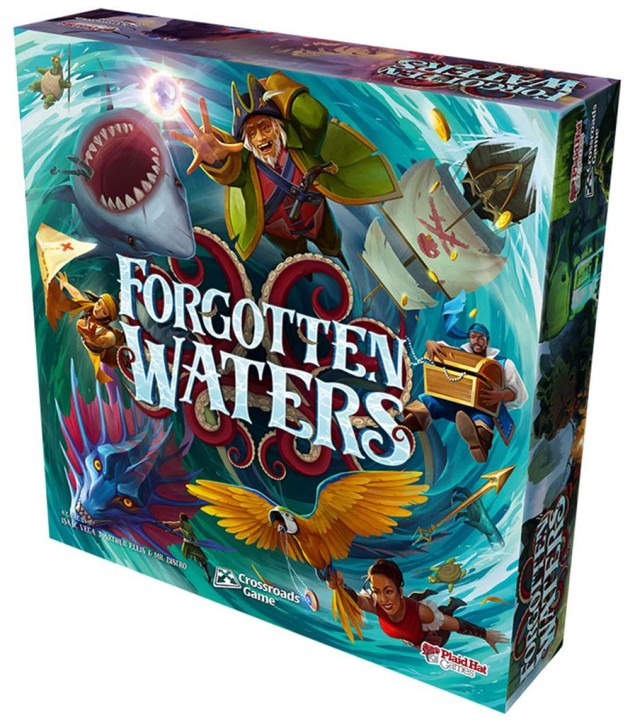 Forgotten Waters - DE