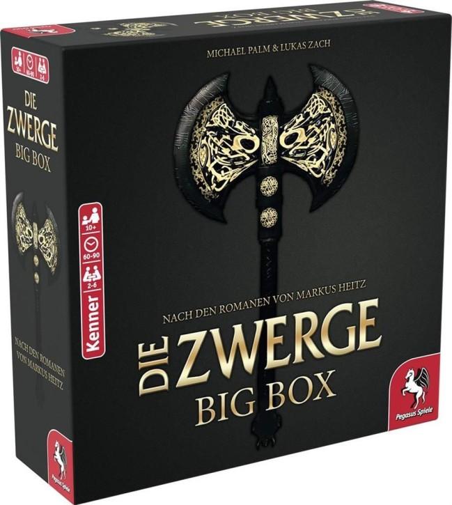 DIE ZWERGE: Big Box - DE