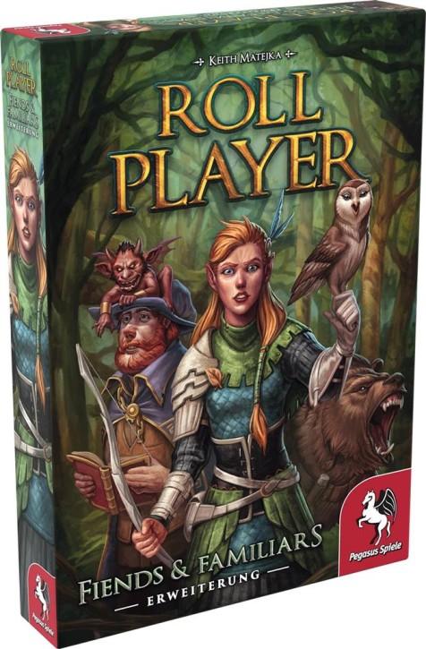ROLL PLAYER: Fiends & Familiars - DE