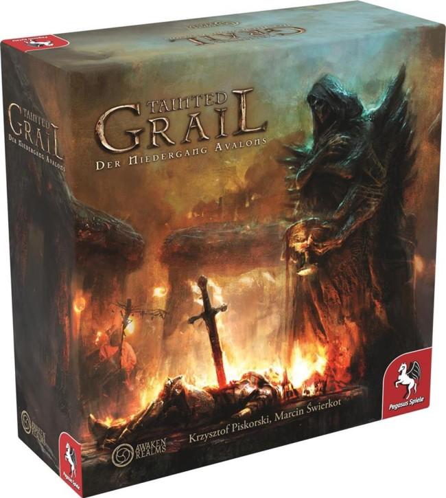 Tainted Grail - DE