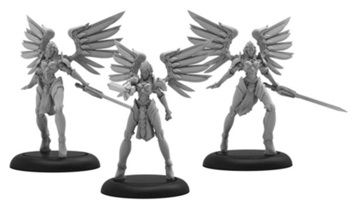 WARMACHINE: Negation Angels