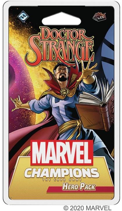 MARVEL CHAMPIONS LCG: Doctor Strange - EN