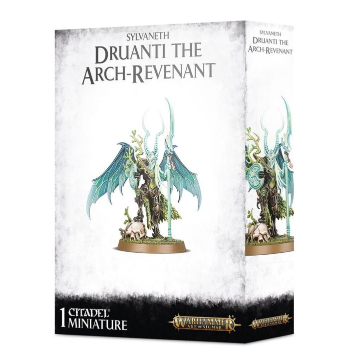 AOS: Druanti The Arch-Revenant